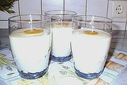 Vanille - Kokospudding