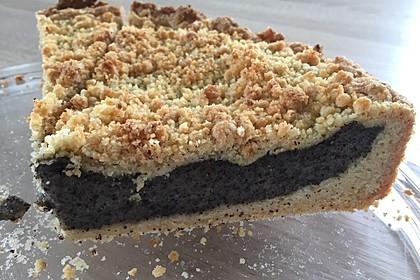 Mohn-Pudding-Kuchen 37