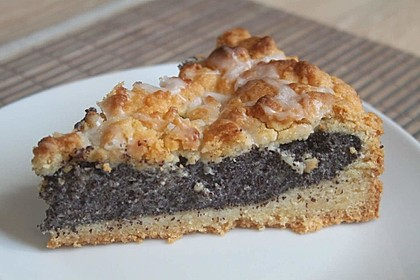 Mohn-Pudding-Kuchen 12