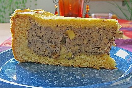 Mohn-Pudding-Kuchen 134