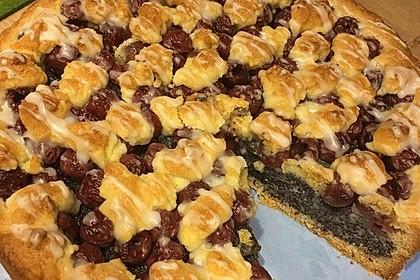 Mohn-Pudding-Kuchen 42