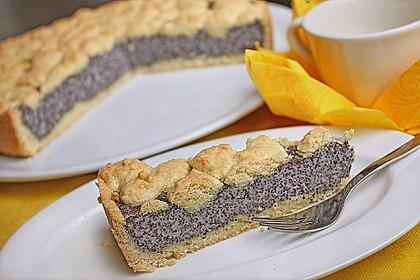 Mohn-Pudding-Kuchen 5
