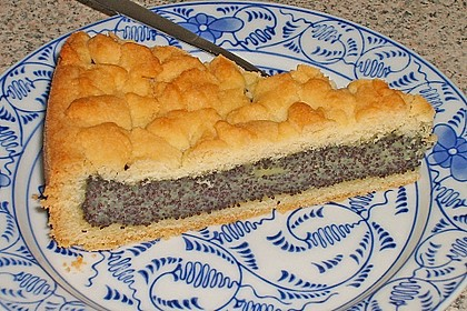 Mohn-Pudding-Kuchen 10