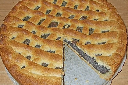 Mohn-Pudding-Kuchen 70