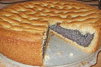 Mohn-Pudding-Kuchen 36