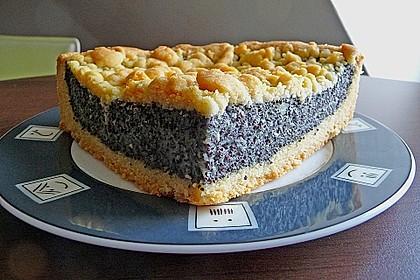 Mohn-Pudding-Kuchen 27