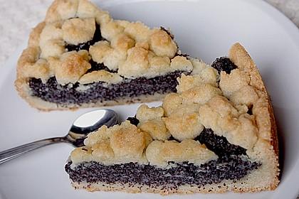 Mohn-Pudding-Kuchen 6