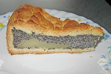 Mohn-Pudding-Kuchen 80
