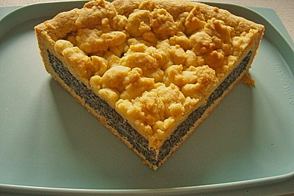 Mohn-Pudding-Kuchen 100