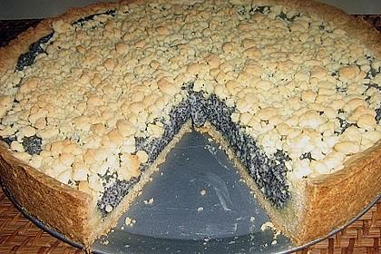 Mohn-Pudding-Kuchen 23