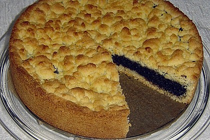 Mohn-Pudding-Kuchen 31