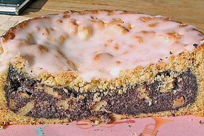 Mohn-Pudding-Kuchen 132