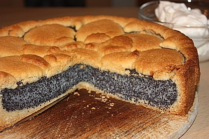 Mohn-Pudding-Kuchen 22