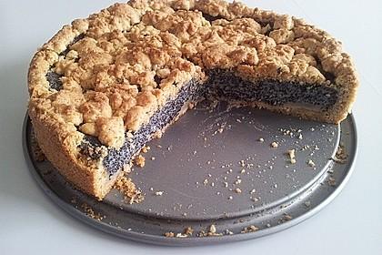 Mohn-Pudding-Kuchen 106