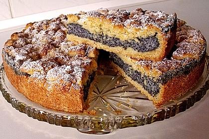 Mohn-Pudding-Kuchen 17