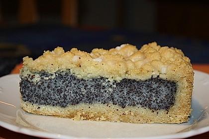 Mohn-Pudding-Kuchen 7