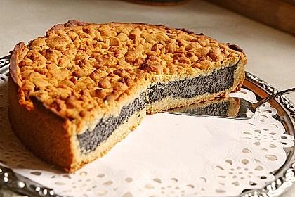 Mohn-Pudding-Kuchen 11
