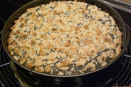 Mohn-Pudding-Kuchen 153
