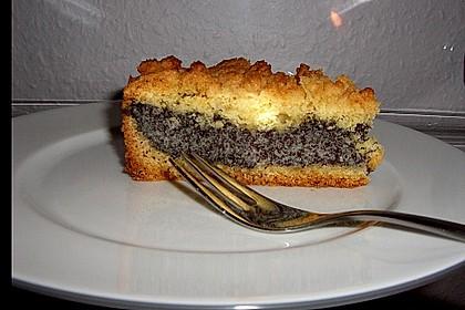 Mohn-Pudding-Kuchen 21