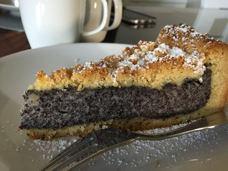Mohn Pudding Kuchen Ein Beliebtes Rezept Chefkoch De