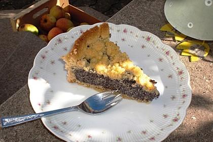 Mohn-Pudding-Kuchen 18