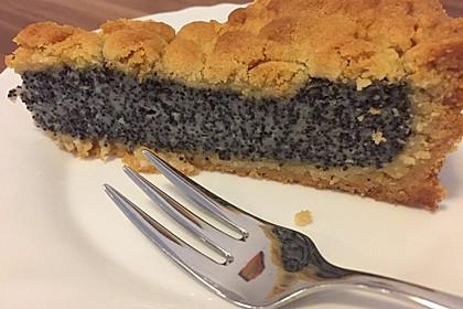 Mohn-Pudding-Kuchen 49