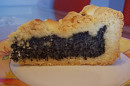 Mohn-Pudding-Kuchen 118
