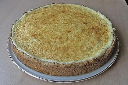 Rhabarberkuchen mit Rahmguß 5
