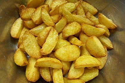 Potatoe Wedges 8