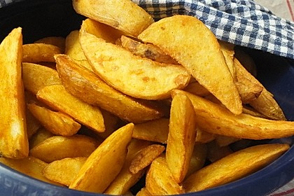 Potatoe Wedges 1