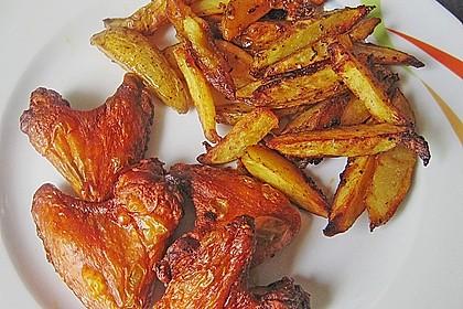 Potatoe Wedges 11