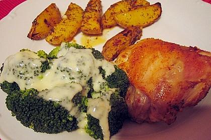 Potatoe Wedges 15