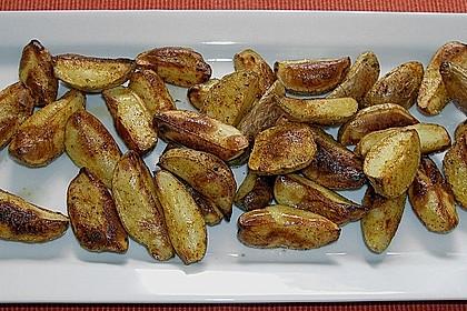 Potatoe Wedges 2