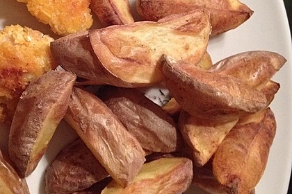 Potatoe Wedges 20