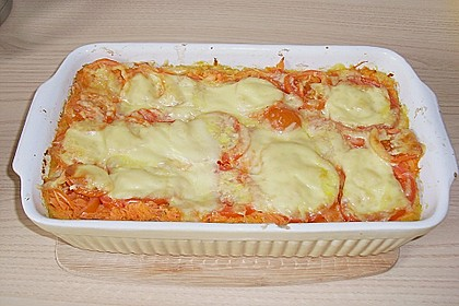Möhren-Lasagne 20