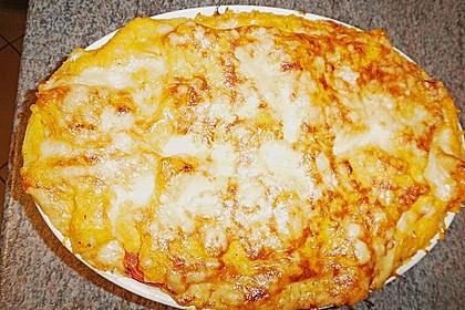 Möhren-Lasagne 16