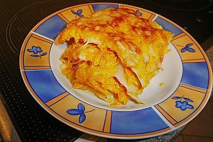 Möhren-Lasagne 18