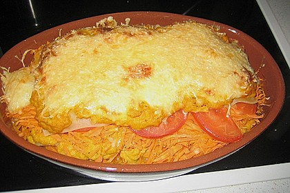 Möhren-Lasagne 26