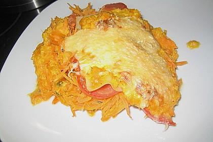 Möhren-Lasagne 14