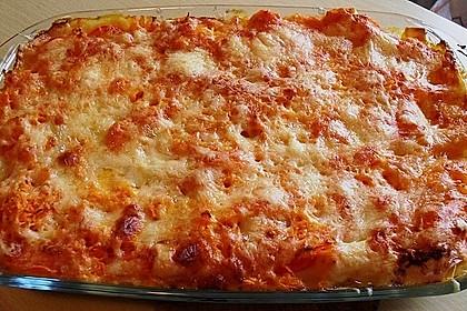 Möhren-Lasagne 15