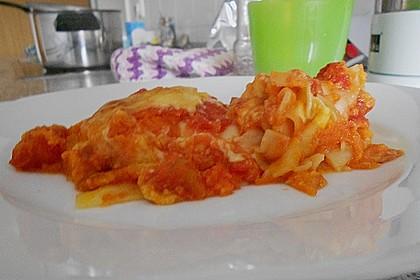 Möhren-Lasagne 32