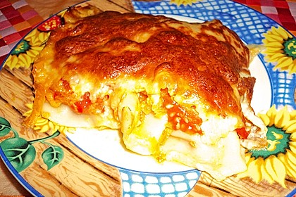 Möhren-Lasagne 25