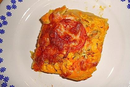 Möhren-Lasagne 17
