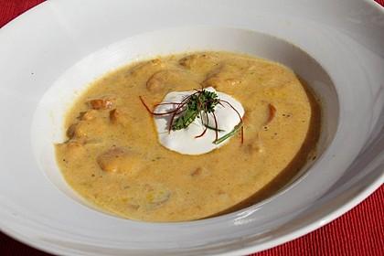 Möhren - Ingwer - Suppe 17