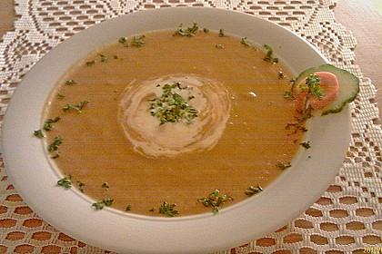 Möhren - Ingwer - Suppe 27