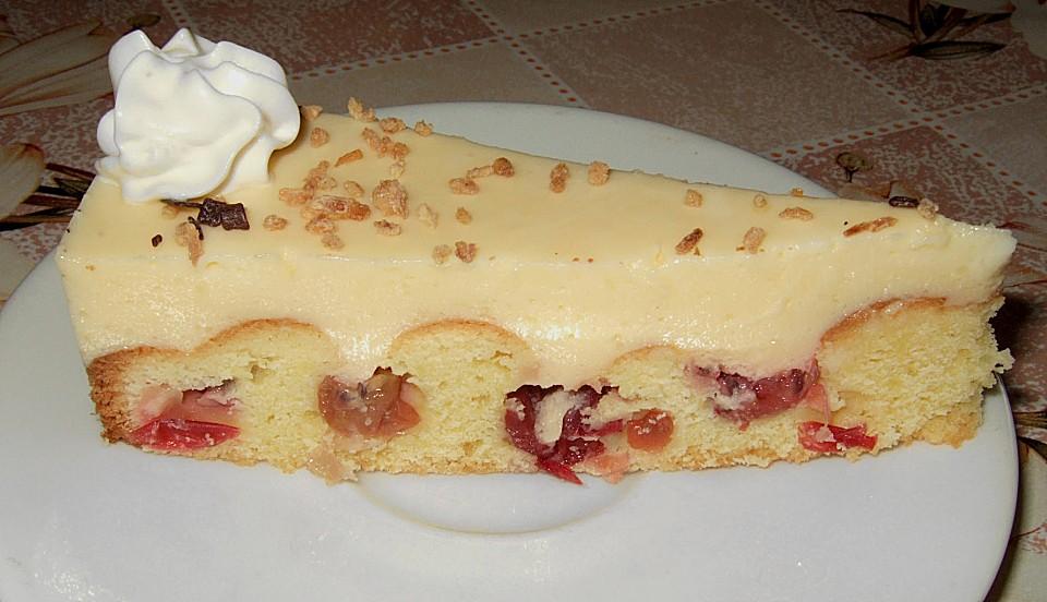 Eierlikor Cremekuchen Von Harke Chefkoch De