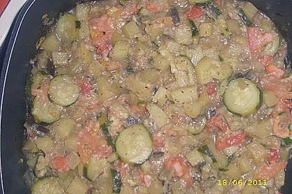 Gemüsetopf aus dem Rohr 1