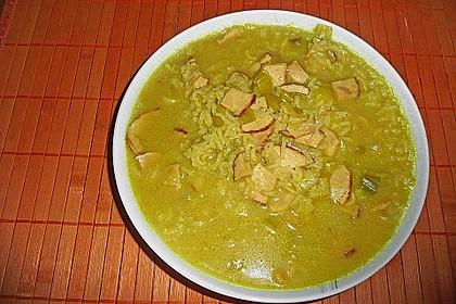 Mulligatawny - Soup