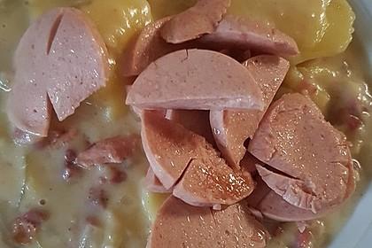 Bechamel - Kartoffeln 20