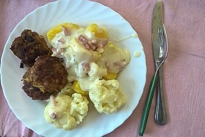 Bechamel - Kartoffeln 19